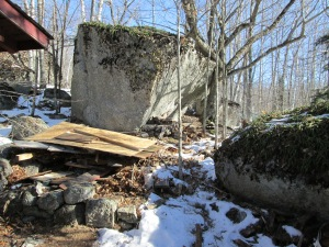 After cordwood - before scrap load 1