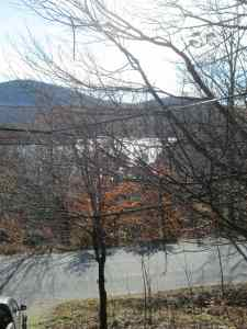 Lakeview, in late fall