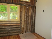 Interior caulk - started in the bedroom!