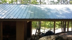 Nice side view of carport section.
